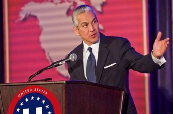 Javier Palomarez, presidente de Hispanic Chamber of Commerce en Estados Unidos