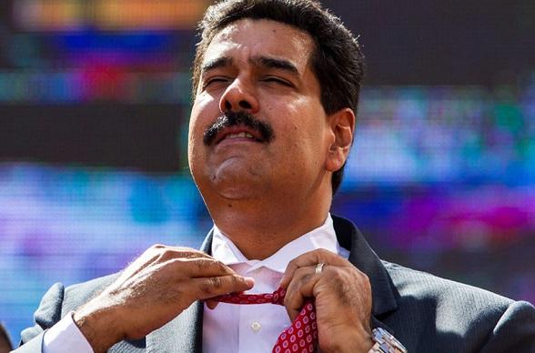 Nicolás Maduro, en aprietos