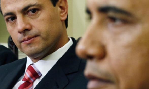 Peña Nieto y Obama ¿Perdidos en el espacio?