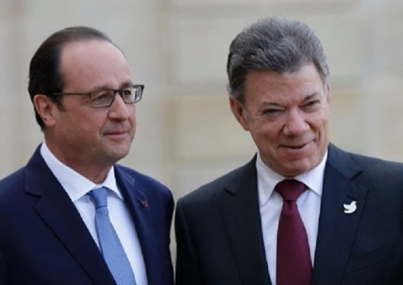 Santos et Hollande