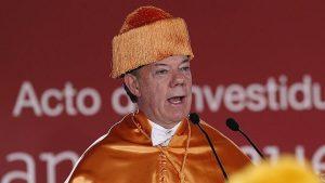 El apoyo de Europa a Santos es tibio y ambiguo