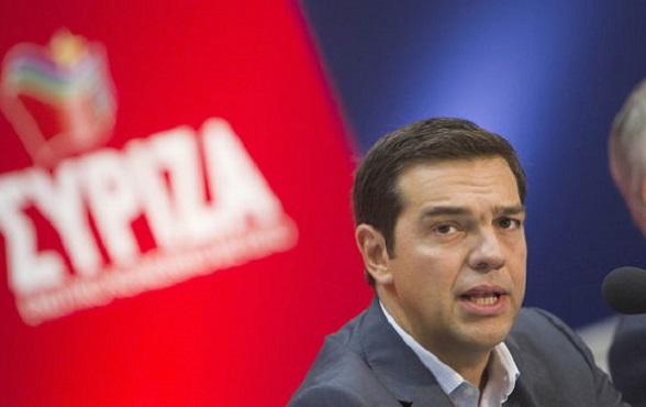 La coalición de izquierda radical Syriza ganó las elecciones en Grecia