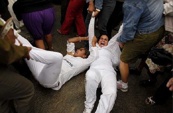 La represión cubana continúa