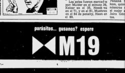 Publicidad en El Tiempo. Enero 17 de 1974