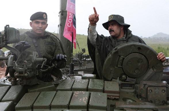 ¿Nicolás Maduro amenaza a Colombia?