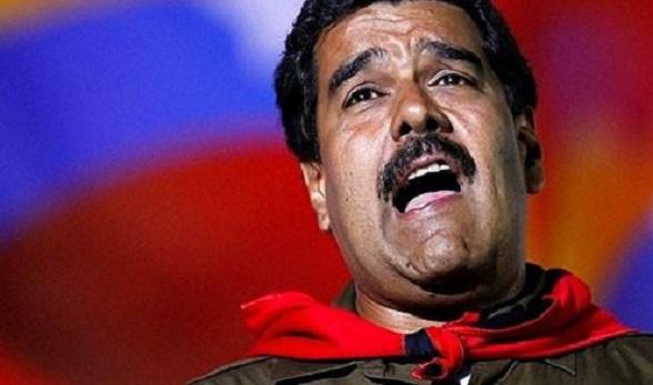 Nicolás Maduro, el tirano