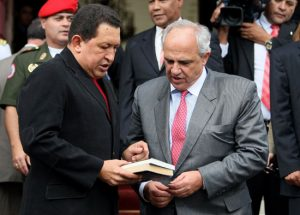 Ernesto Samper y Hugo Chávez