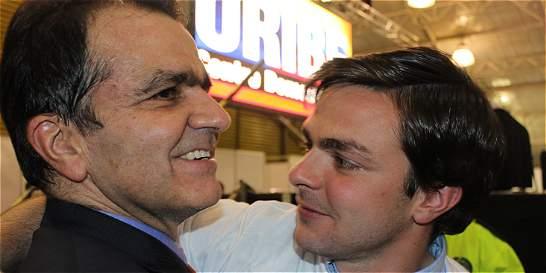 Oscar Iván Zuluaga y su hijo David Zuluaga, salpicados por las declaraciones de Sepúlveda