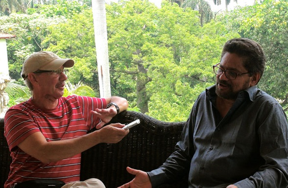 El periodista Jorge Enrique Botero, siempre tan cercano al terrorismo