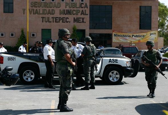 La inseguridad en México es abrumadora