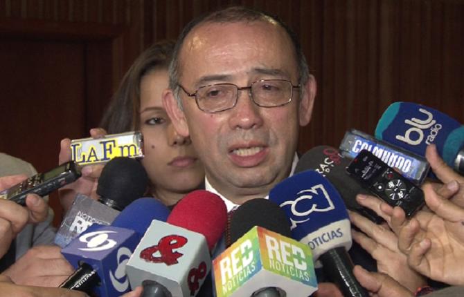 Magistrado Hermens Darío Lara Acuña