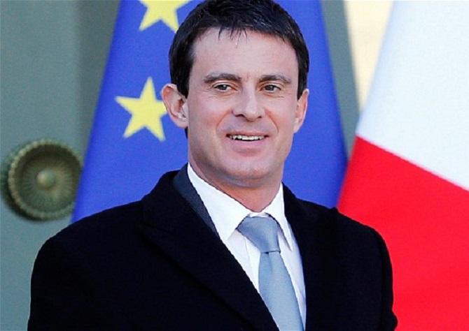 Manuel Valls, nuevo primer ministro francés