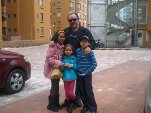 Ricardo Puentes y sus Hijos