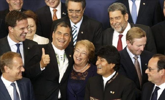 Cumbre Celac 2015