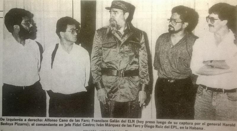 FARC Y EL DERECHO A LA REBELIÓN
