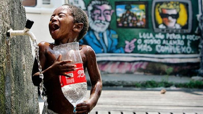 Favelas, pobreza y delitro