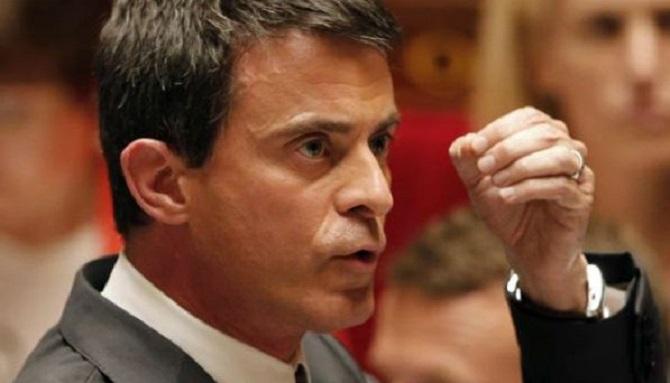 Manuel Valls, Primer ministro francés