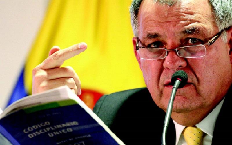 FARC QUIEREN CESE BILATERAL PARA AMEDRENTAR A LOS COLOMBIANOS: PROCURADOR