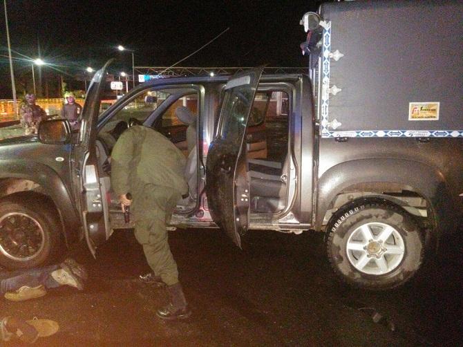Esta es la camioneta ecuatoriana en que se desplazaban los asesinos de las FARC