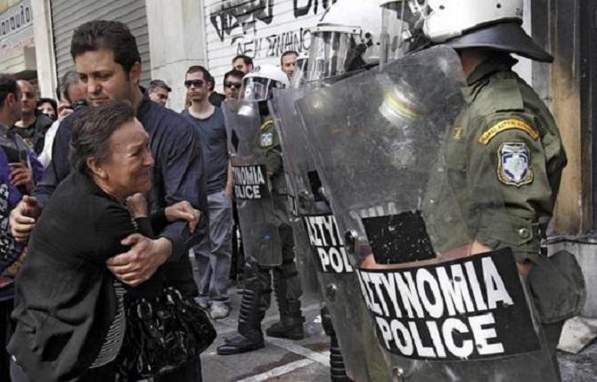 La grave crisis que atraviesa Grecia
