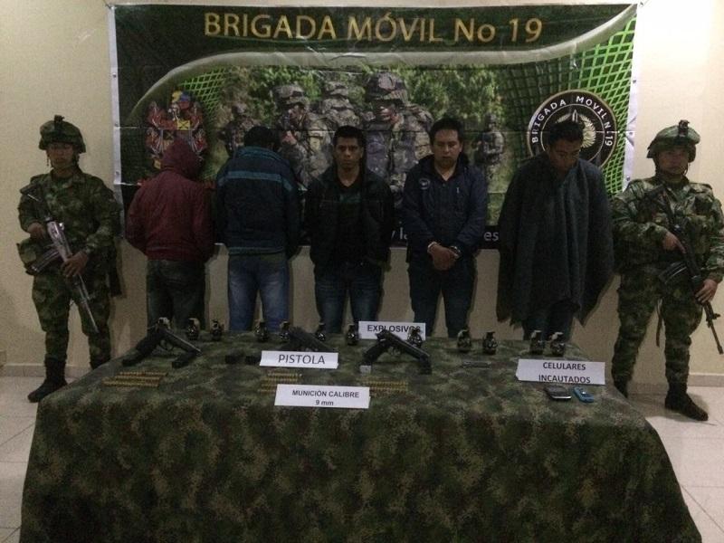 POLICÍA ECUATORIANO, SICARIO DE FARC