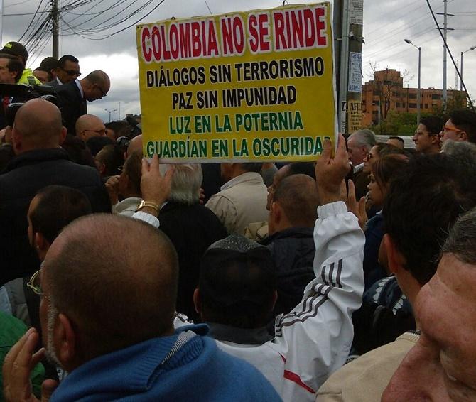 Colombia no se rinde