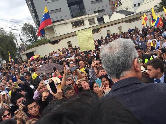 Álvaro Uribe Vélez, el presidente