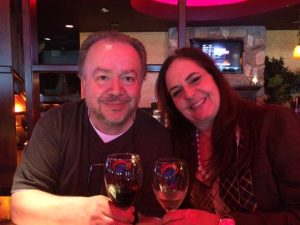 Ricardo Puentes y Ana María Cabal