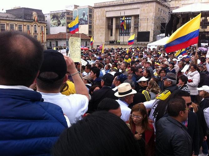 Bogotá (Foto Mauricio Granados)