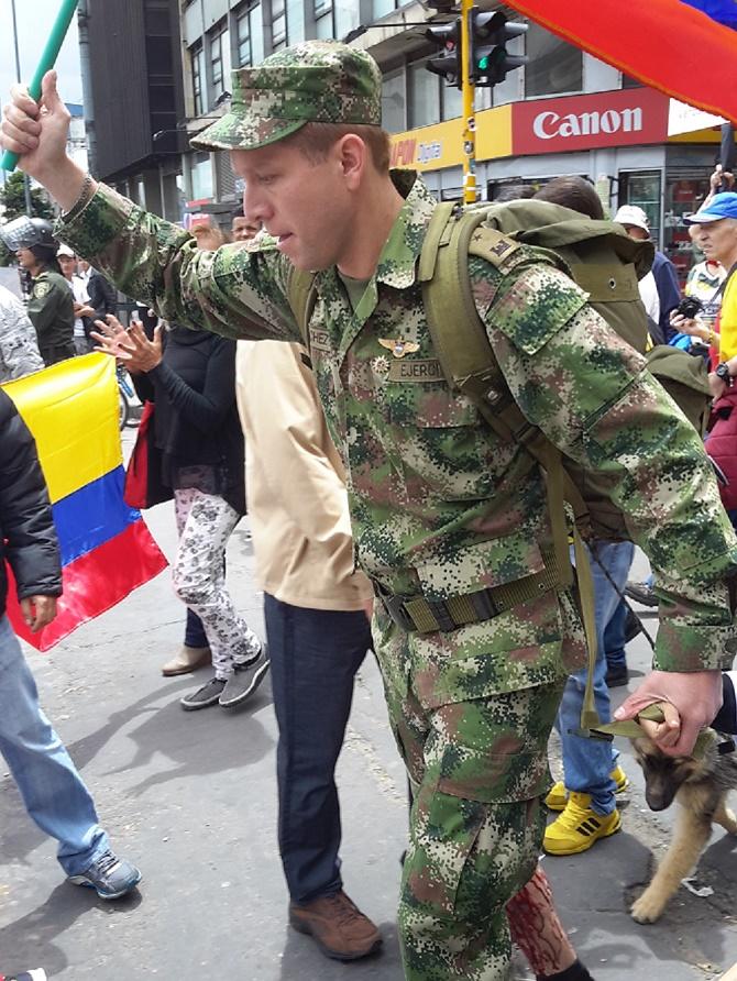 Bogotá (Foto Francisco Ojeda)