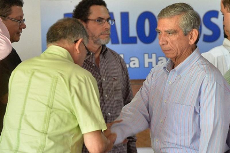 General Mora Rangel y FARC