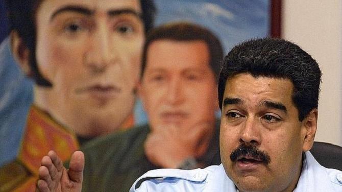 Usurpadores de Bolívar