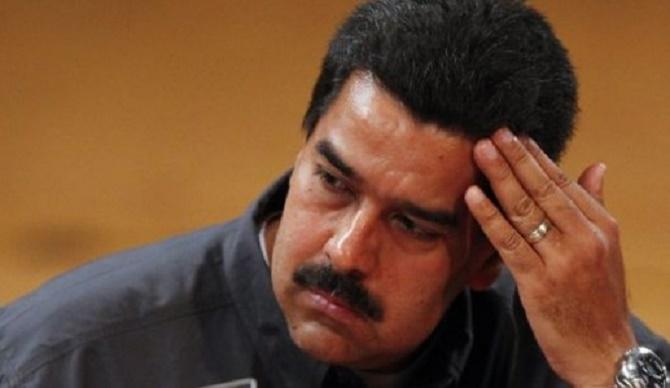 Nicolás Maduro sabe que su tiempo se acaba