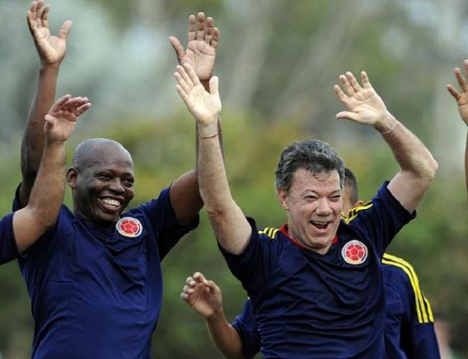 Juan Manuel Santos: delirante, narcisista y fanfarrón
