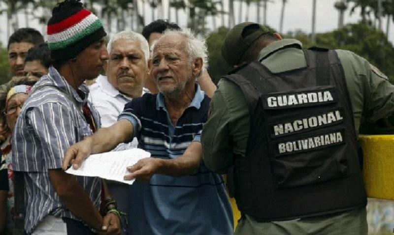 COLOMBIANOS, A PROTESTAR CONTRA LOS ABUSOS DE MADURO Y LA COMPLICIDAD DE SANTOS