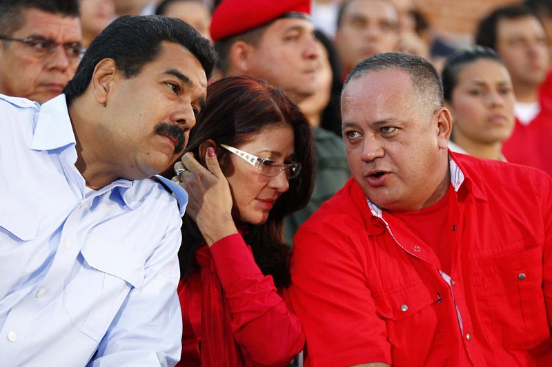VENEZUELA: EL PLAN DE MADURO PARA DEFENESTRAR A DIOSDADO