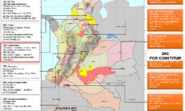 ZONAS DE RESERVA CAMPESINA: LA SINIESTRA REALIDAD