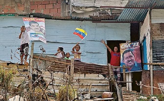 REVOLUCIÓN BOLIVARIANA, OTRO FRACASO DEL MARXISMO