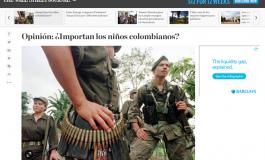 ¿IMPORTAN LOS NIÑOS COLOMBIANOS?