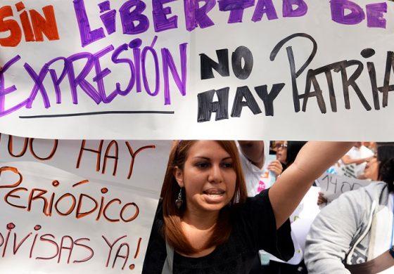 EL SOCIALISMO DEL SIGLO XXl  Y LA LIBERTAD DE PRENSA