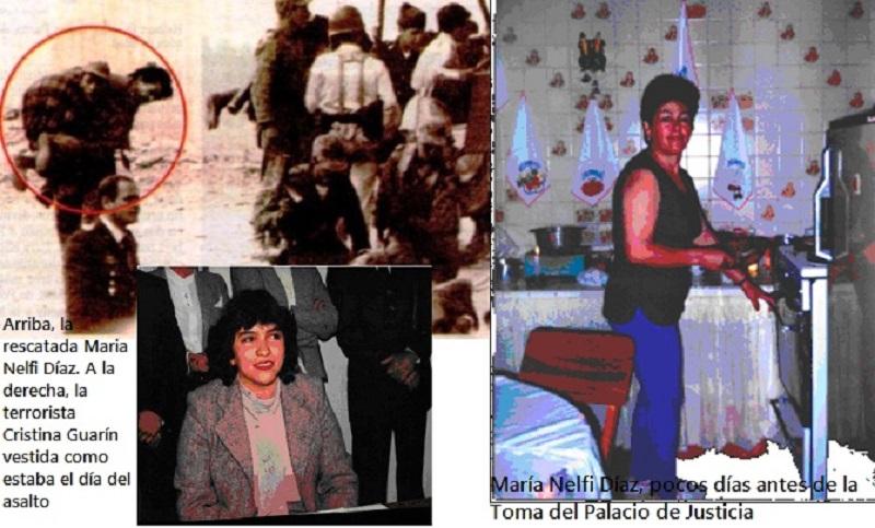 SOBRE LOS DESAPARECIDOS DEL PALACIO DE JUSTICIA: ¡QUE NO NOS MIENTAN MÁS!