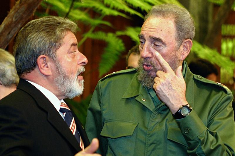 BRASIL: LULA, SIEMPRE FIEL A DA SILVA