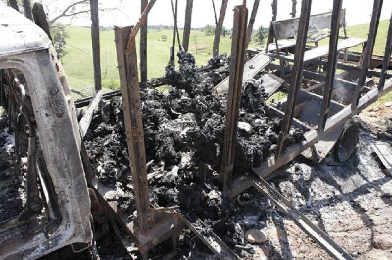 LOS TERRORISTAS CONDENADOS POR CRÍMENES DE LESA HUMANIDAD PODRÁN HACER POLÍTICA