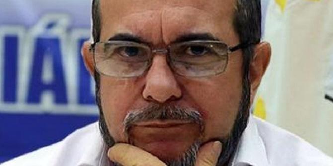 """""""No vamos a dejar las armas"""", han dicho reiteradamente los cabecillas de las FARC"""