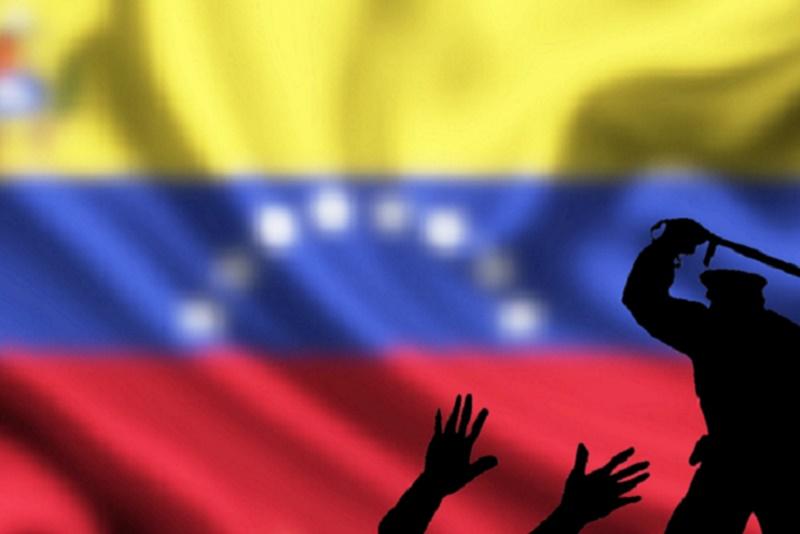 POUR LA LIBERTÉ AU VENEZUELA