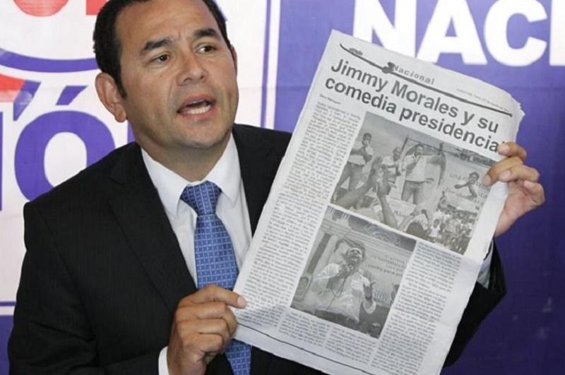 ALGO HUELE A PODRIDO EN GUATEMALA