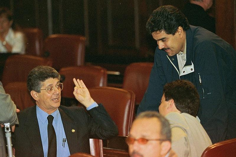 VENEZUELA: LA DOCTRINA MILITAR DE RAMOS ALLUP