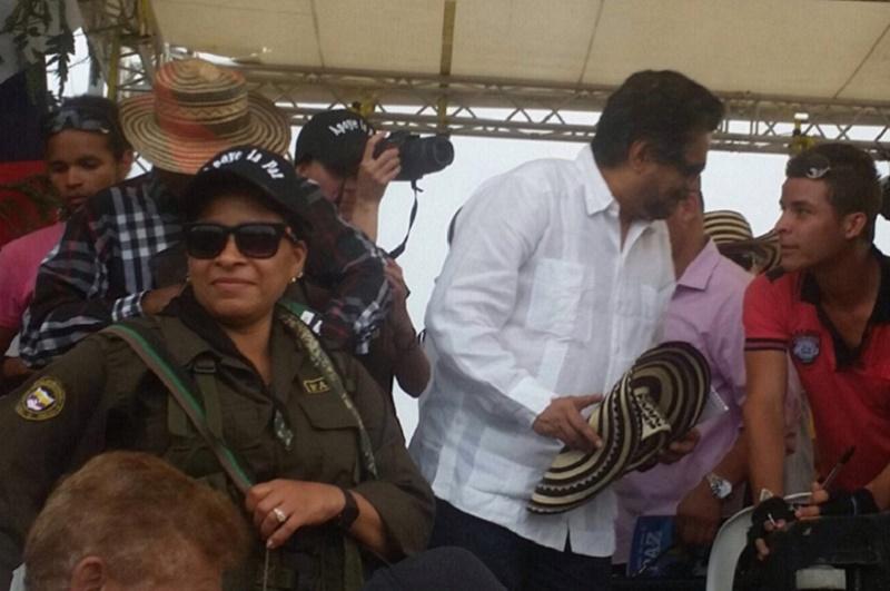 FARC haciendo proselitismo armado en Guajira