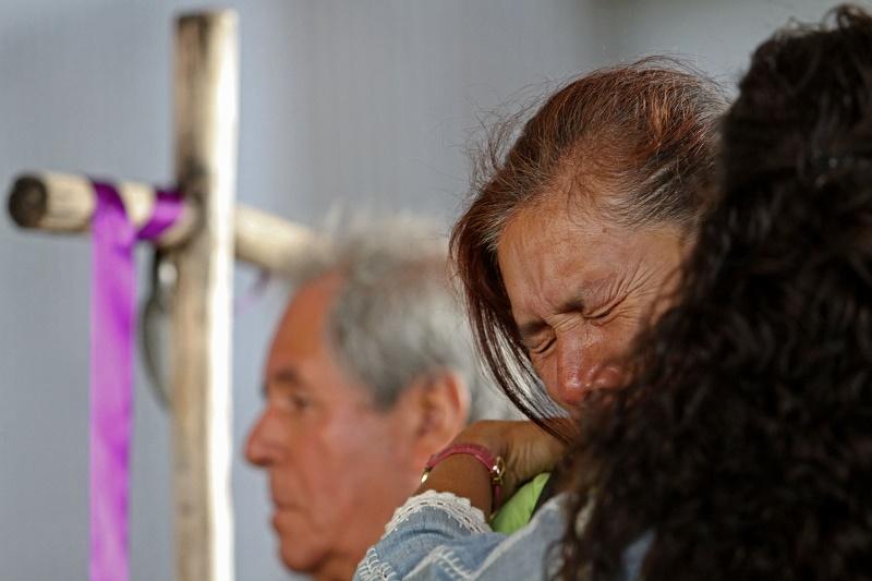 Santos y los terroristas se siguen burlando de las víctimas