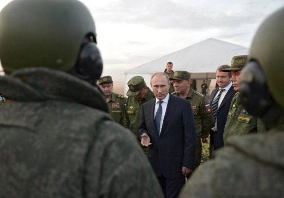RUSIA ESTÁ GANANDO LA POSGUERRA FRÍA